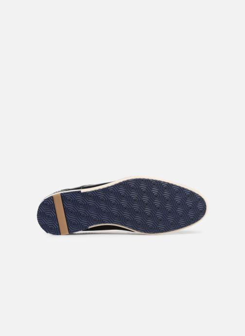 Chaussures à lacets Bullboxer 649K26705A Bleu vue haut