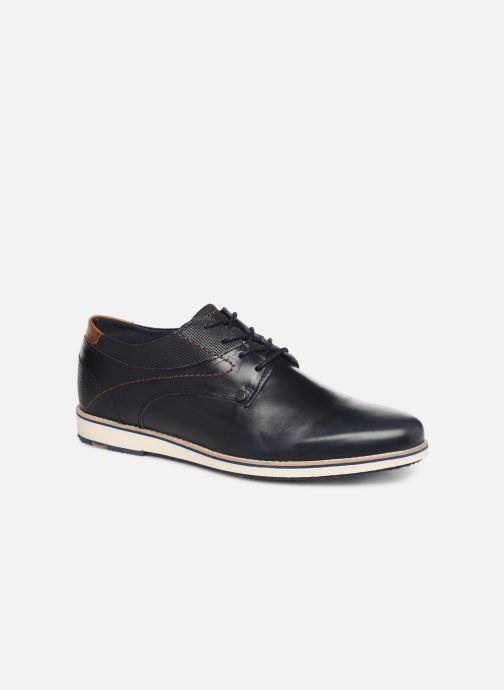 Chaussures à lacets Bullboxer 649K26705A Bleu vue détail/paire