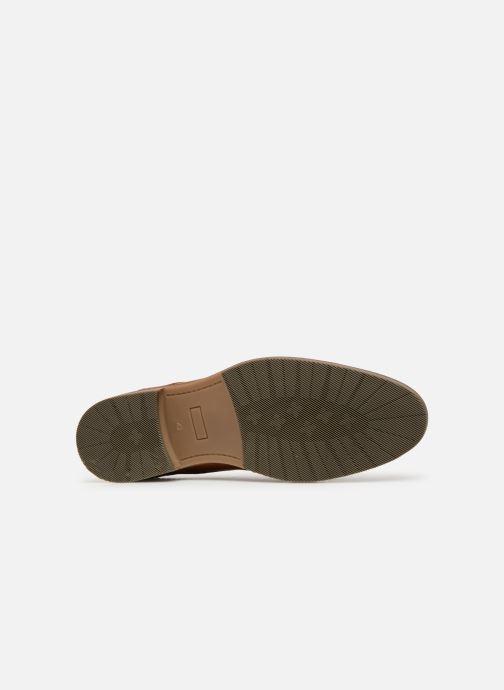 Chaussures à lacets Bullboxer 773K26705A Marron vue haut
