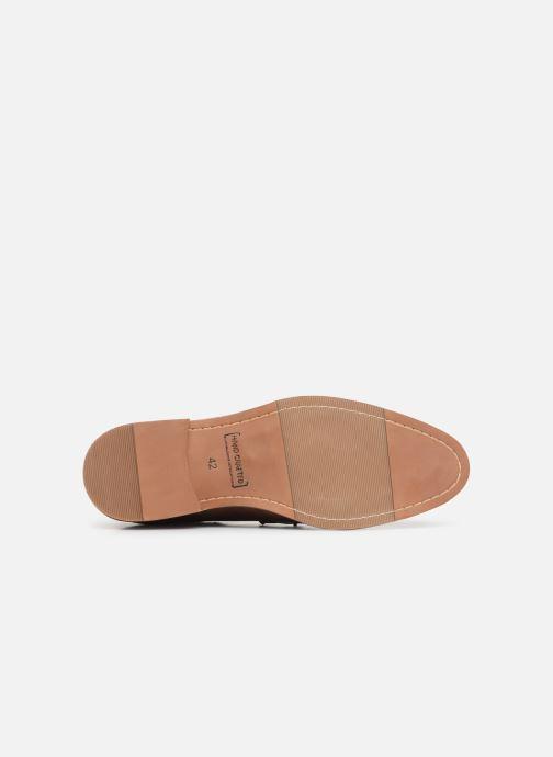 Chaussures à lacets Bullboxer 112K25230B Marron vue haut