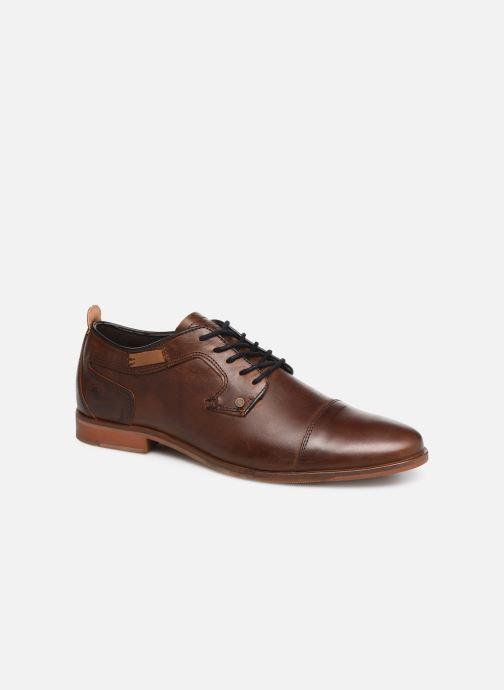 Zapatos con cordones Bullboxer 112K25230B Marrón vista de detalle / par