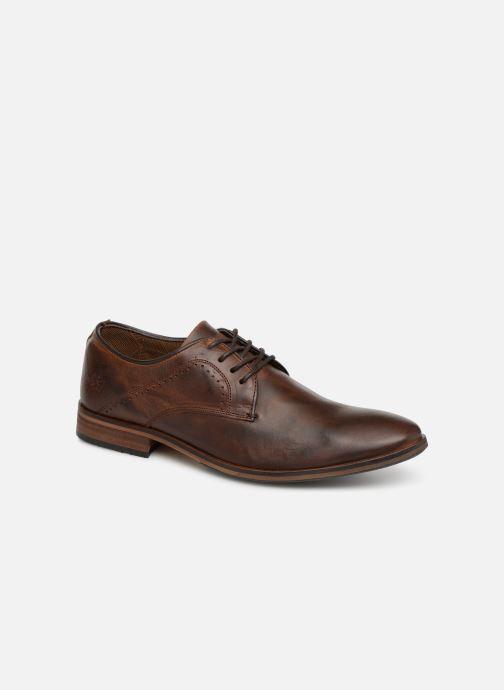 Chaussures à lacets Bullboxer 699K20083A Marron vue détail/paire