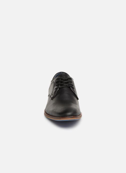 Chaussures à lacets Bullboxer 699K20083A Noir vue portées chaussures