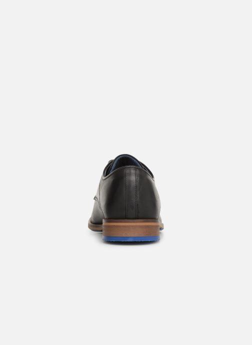 Zapatos con cordones Bullboxer 699K20083A Negro vista lateral derecha