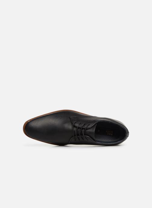 Zapatos con cordones Bullboxer 699K20083A Negro vista lateral izquierda