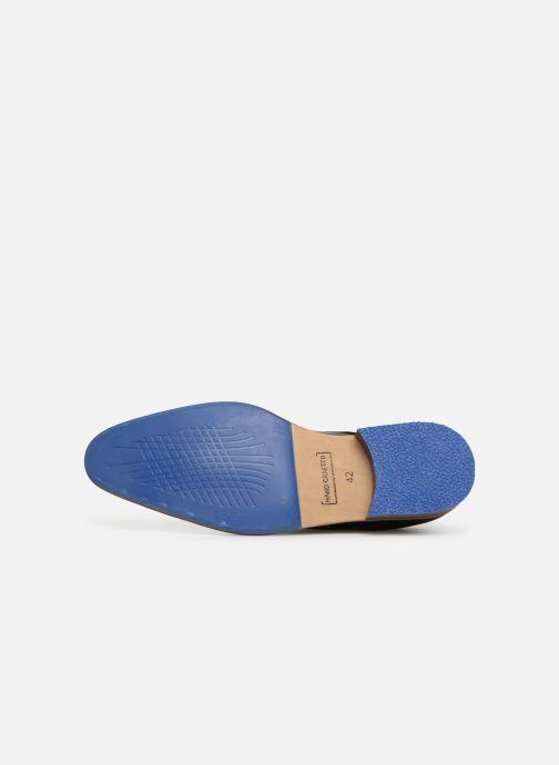 Chaussures à lacets Bullboxer 699K20083A Noir vue haut