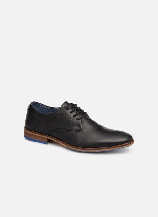 Chaussures à lacets Bullboxer 699K20083A Noir vue détail/paire