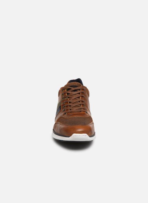Sneaker Bullboxer 630K20080A braun schuhe getragen