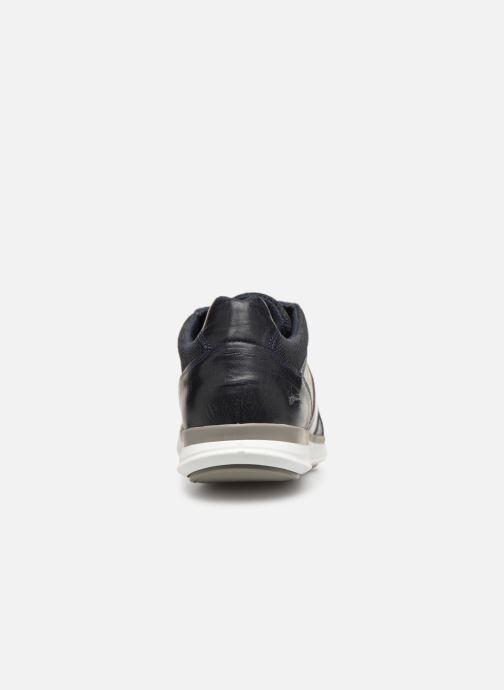 Sneaker Bullboxer 630K20080A blau ansicht von rechts