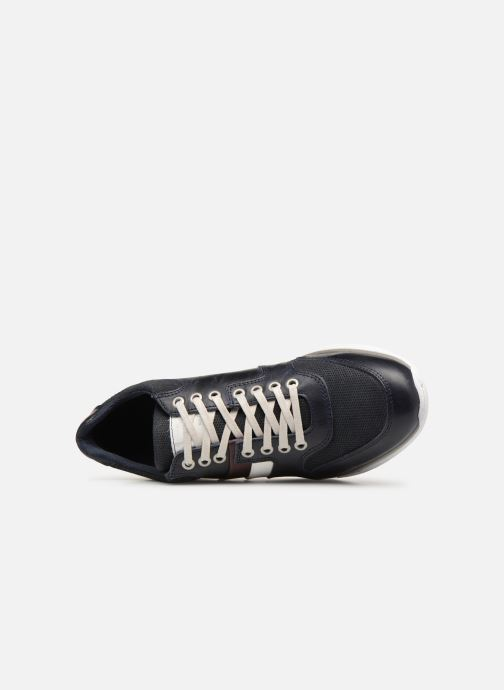 Sneaker Bullboxer 630K20080A blau ansicht von links