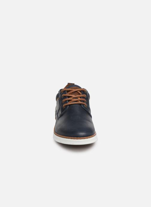 Sneakers Bullboxer 628K20006A Blå bild av skorna på