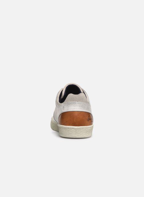 Sneakers Bullboxer 648K25144E Wit rechts