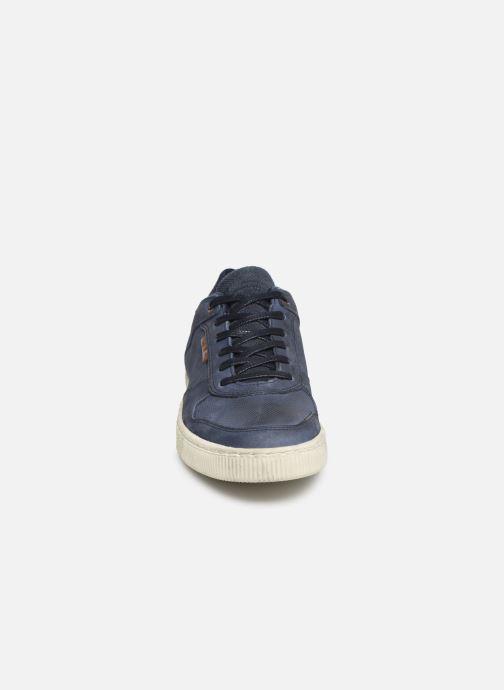 Baskets Bullboxer 648K25144E Bleu vue portées chaussures