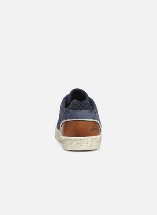 Sneakers Bullboxer 648K25144E Blå Bild från höger sidan