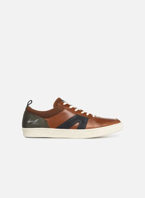 Trainers Bullboxer 648K26898A Brown back view