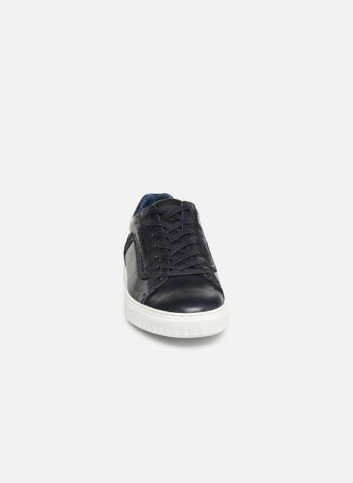 Baskets Bullboxer 842K20101A Bleu vue portées chaussures
