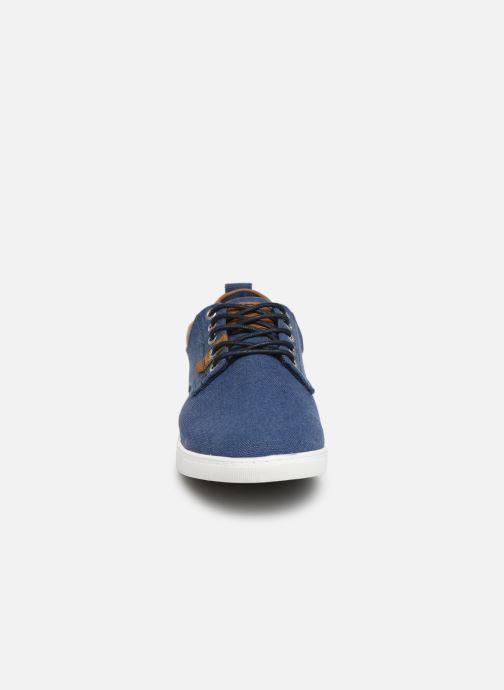 Baskets Bullboxer 814X25288A Bleu vue portées chaussures
