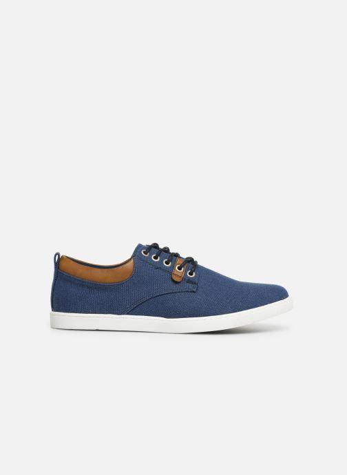 Sneakers Bullboxer 814X25288A Blauw achterkant