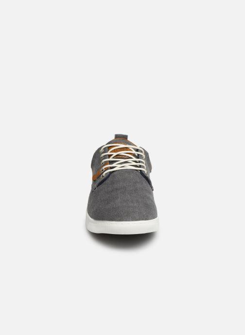 Baskets Bullboxer 814X25288A Gris vue portées chaussures