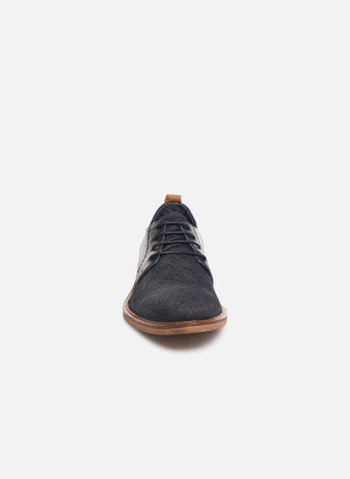 Chaussures à lacets Bullboxer 083K24990A Bleu vue portées chaussures