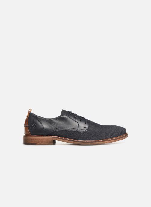 Chaussures à lacets Bullboxer 083K24990A Bleu vue derrière