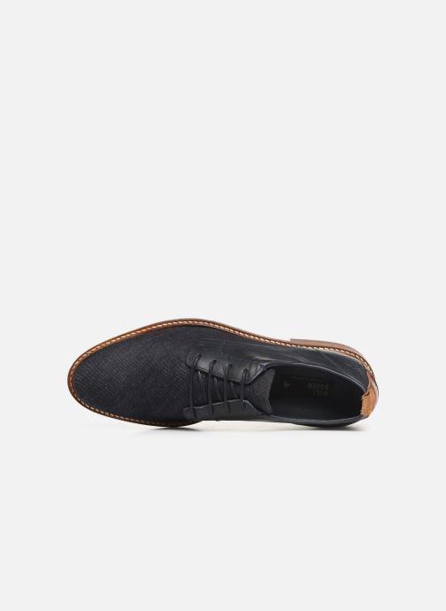 Chaussures à lacets Bullboxer 083K24990A Bleu vue gauche