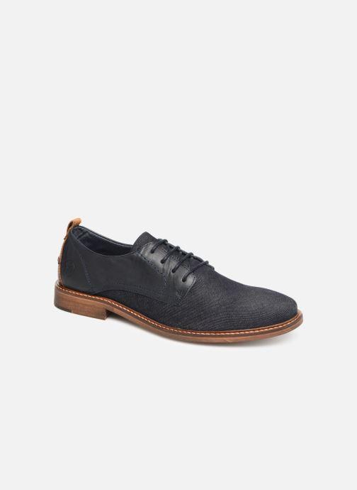 Chaussures à lacets Bullboxer 083K24990A Bleu vue détail/paire