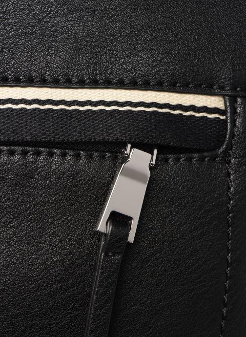 Handtaschen Esprit Mara Crossbody schwarz ansicht von links
