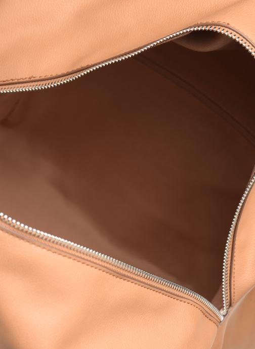 Handtaschen Esprit Marcie Shopper braun ansicht von hinten
