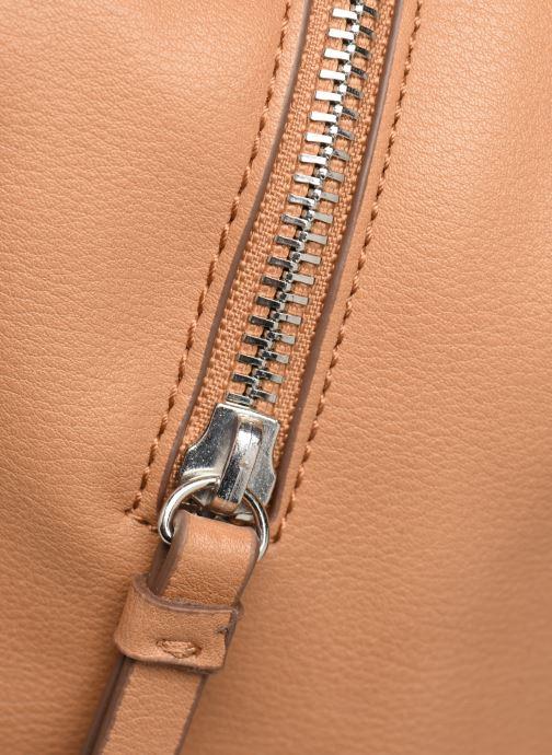 Handtaschen Esprit Marcie Shopper braun ansicht von links