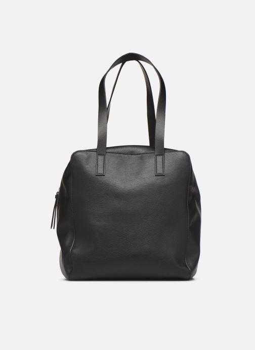 Handtaschen Esprit Marcie Shopper schwarz ansicht von vorne