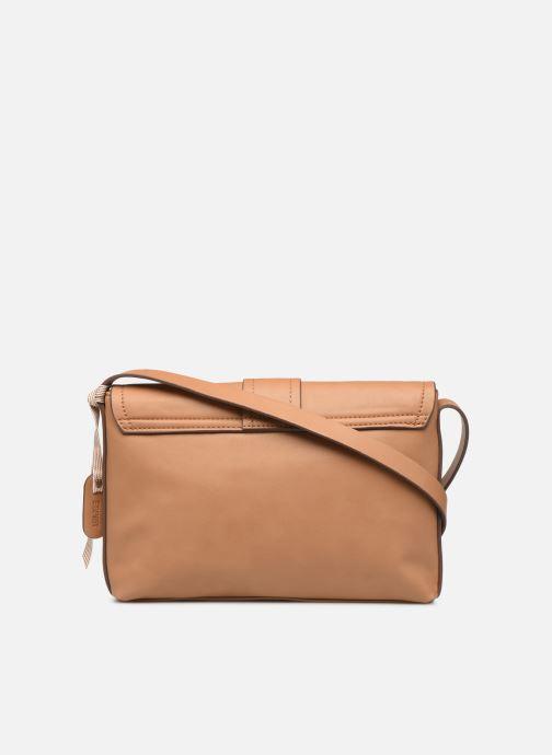 Bolsos de mano Esprit Marcie Shoulder bag Marrón vista de frente