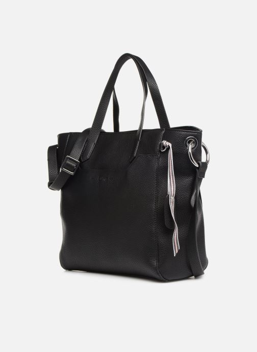 Handväskor Esprit Mila City Bag Svart bild av skorna på