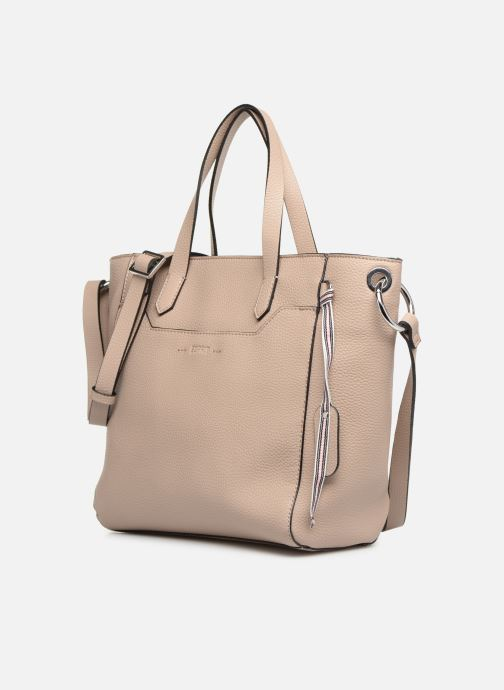Handtassen Esprit Mila City Bag Beige model