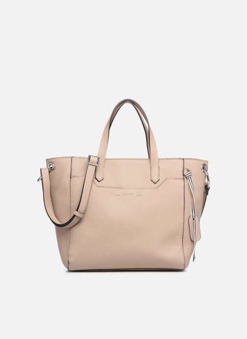 Handtassen Esprit Mila City Bag Beige detail