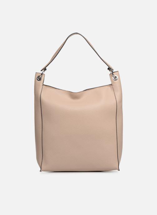 Handtaschen Esprit Mila Hobo beige ansicht von vorne