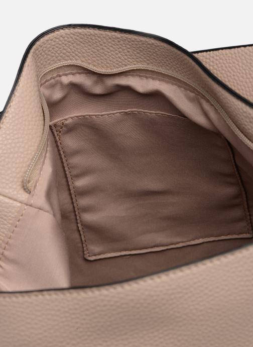 Handtaschen Esprit Mila Hobo beige ansicht von hinten