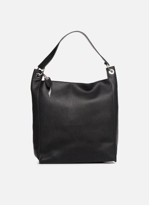 Handtaschen Esprit Mila Hobo schwarz ansicht von vorne