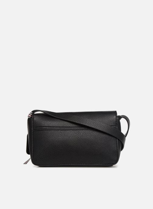 Handtassen Esprit Mila Shoulder Bag Zwart voorkant