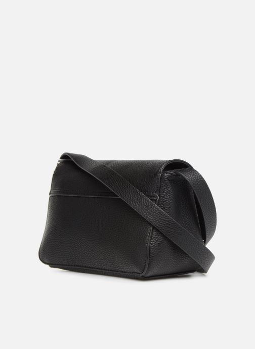 Handtassen Esprit Mila Shoulder Bag Zwart rechts