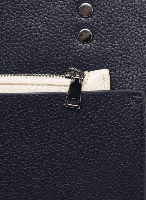 Bolsos de mano Esprit Mary Shopper Azul vista lateral izquierda