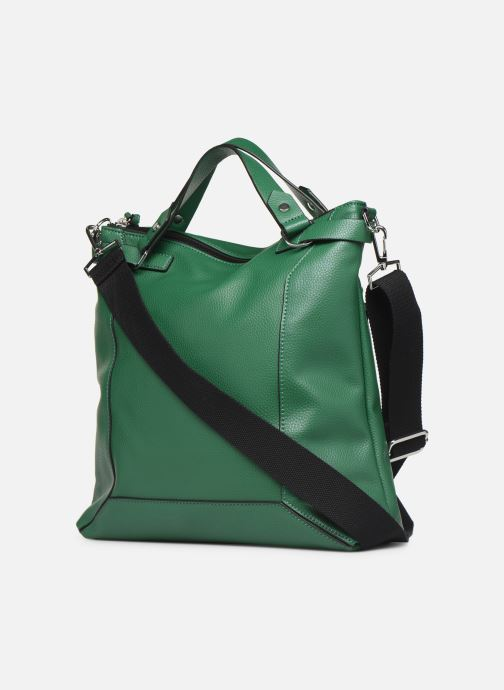 Handtassen Esprit Mia Tote Groen rechts