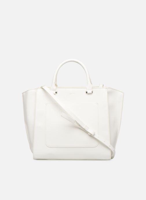 Bolsos de mano Esprit Megan City Bag Blanco vista de frente
