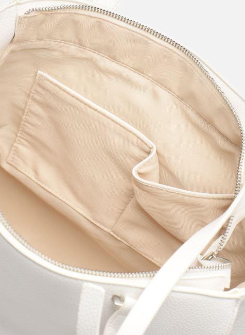 Bolsos de mano Esprit Megan City Bag Blanco vistra trasera