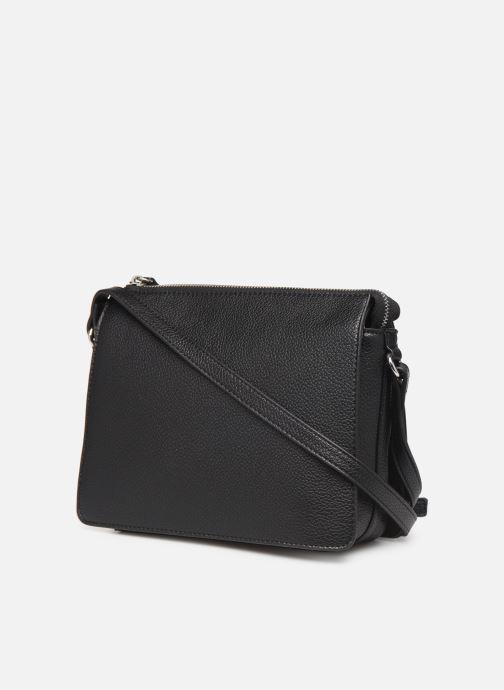 Sacs à main Esprit Megan Small Shoulder  Bag Noir vue droite