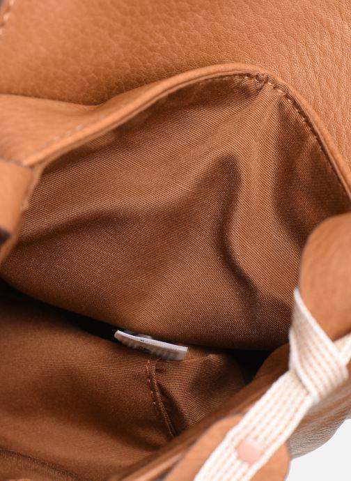 Handtassen Esprit Mona Small Shoulder Bag Bruin achterkant