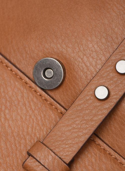 Handtassen Esprit Mona Small Shoulder Bag Bruin links