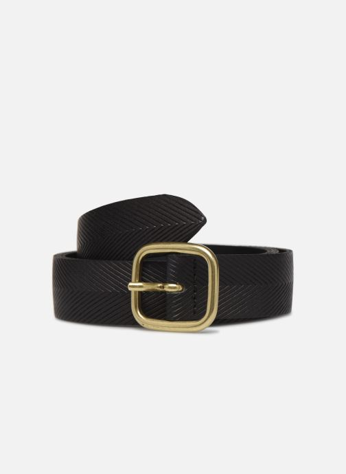 Gürtel Esprit Herringbone Belt schwarz detaillierte ansicht/modell