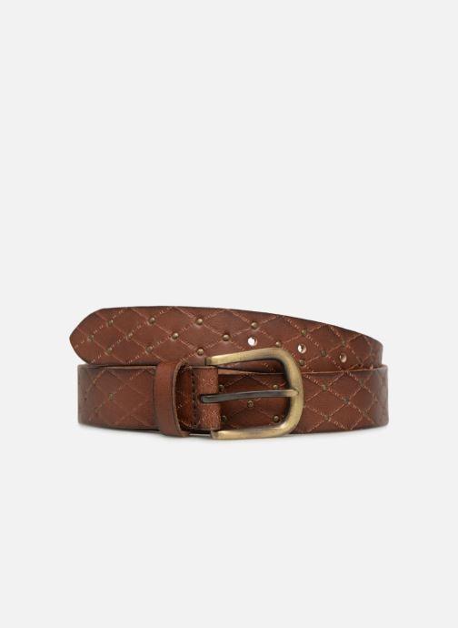 Cinturones Esprit Stud Belt Marrón vista de detalle / par