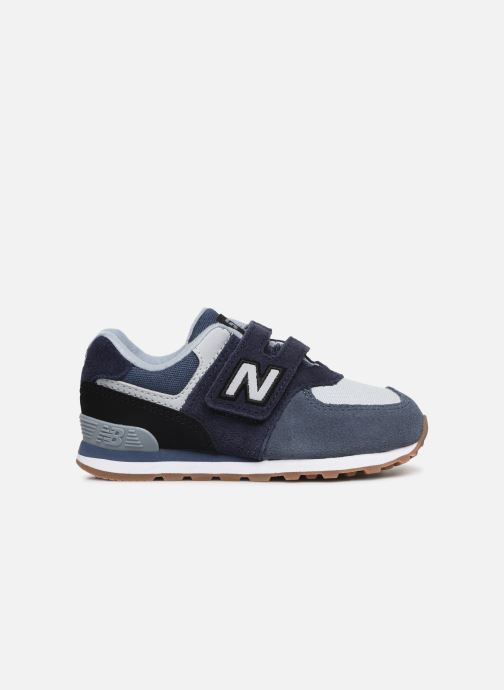Trainers New Balance IV574 Blue back view